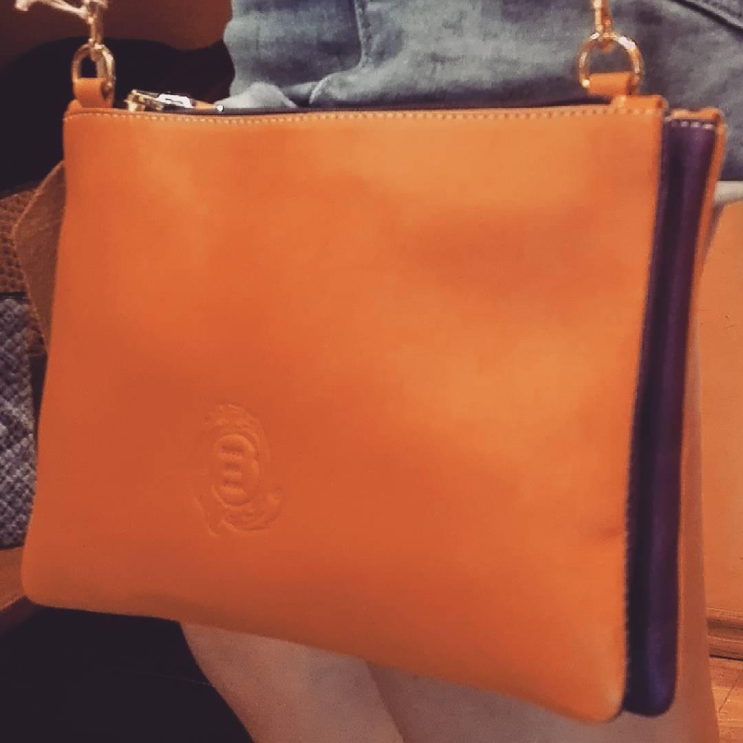 Duetto bag.#madeinrome